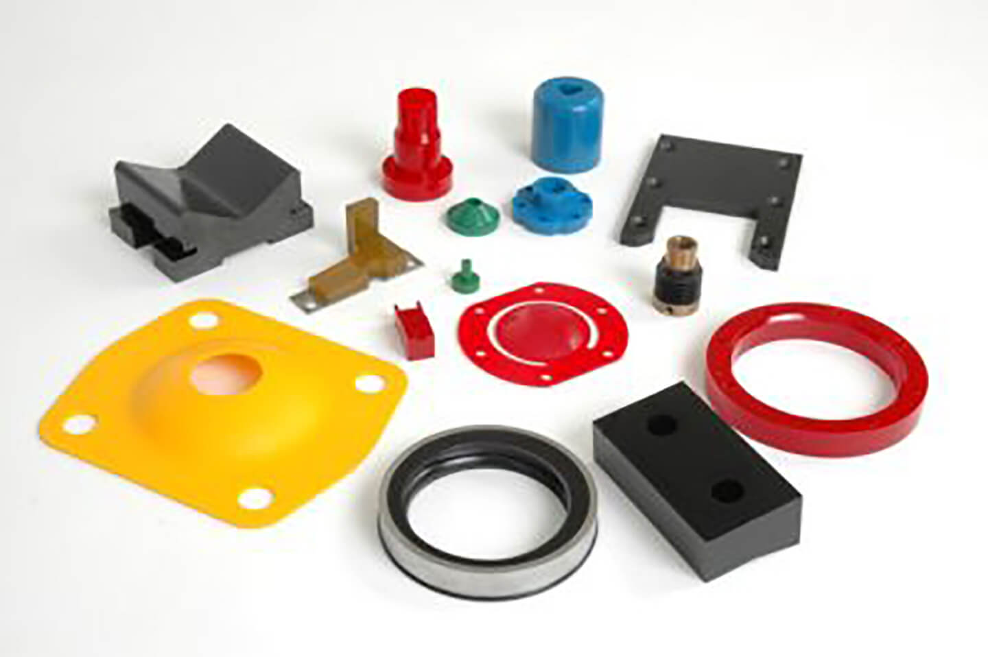 Custom Polyurethane Products