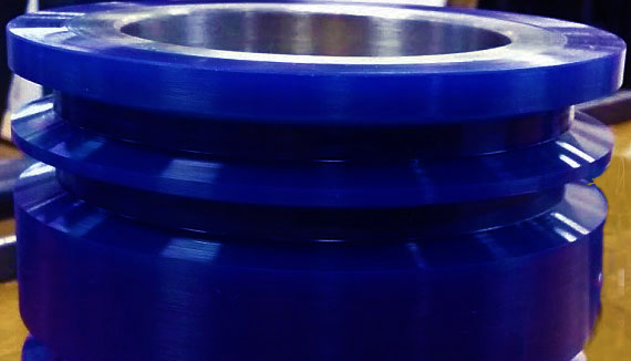 Guide Roller - Royal Blue Color